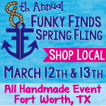 A Great Local Opportunity – Fort Worth, TX in Mid-March is the Place to be!